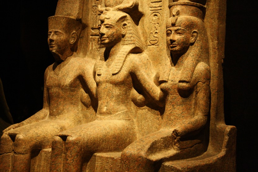 Amun and Couple